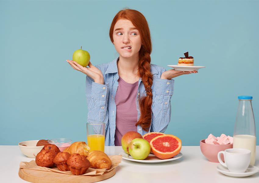 PostaНаука: лишний вес не связан с перееданием — дело в рационе