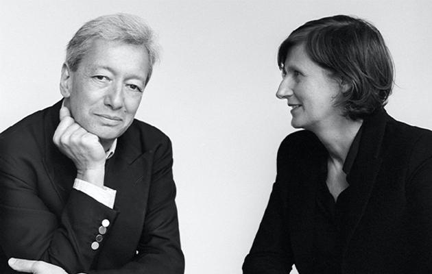 Фредерик Маль и Анн Флипо