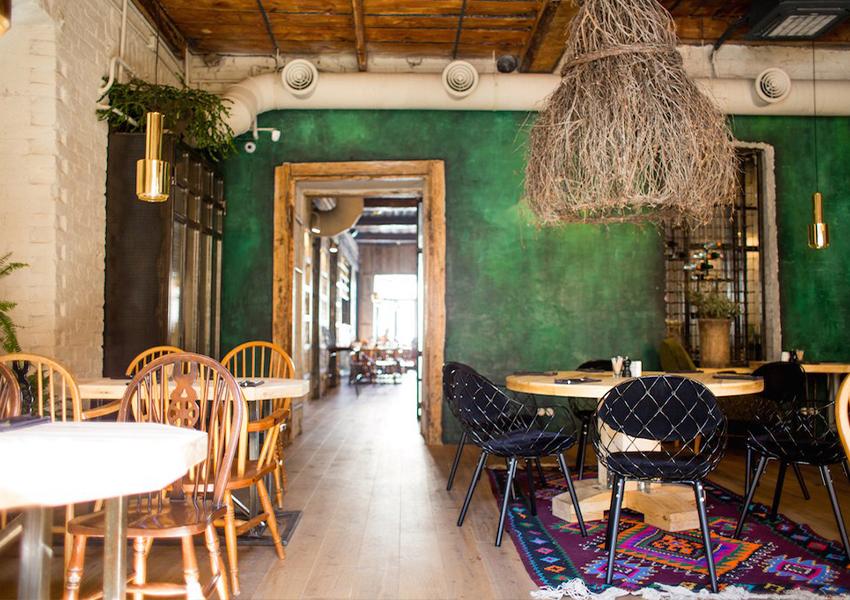 Ресторан «Гастроли», 1 место рейтинга Wheretoeat Ural 2021
