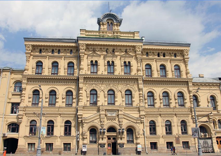 Политехнический музей Москвы