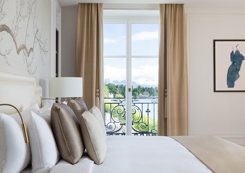 Новый отель: Oetker Collection открыли десятый отель в коллекции — The Woodward в центре Женевы