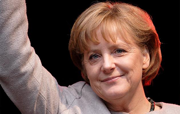 Ангела Меркель (2008)