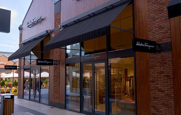 Style Notes: в «Архангельское Аутлет» открылись аутлет-бутики брендов Dolce & Gabbana, Ralph Lauren и Salvatore Ferragamo