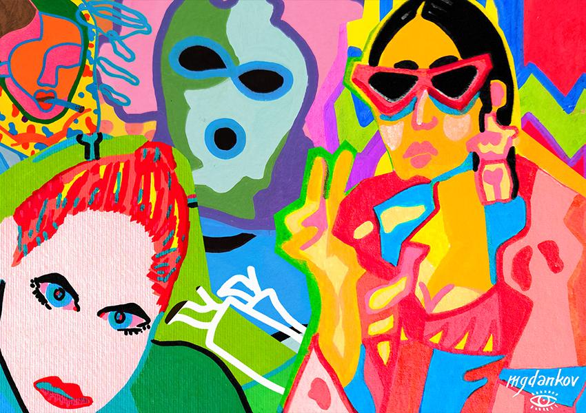 «Вне гендера»: некоммерческая арт-платформа Макса Гошко-Данькова открывает новый сезон отказом от любых маркеров пола