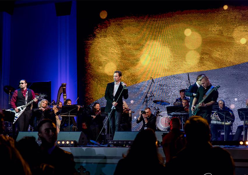 Дрезденский оперный бал в Санкт-Петербурге