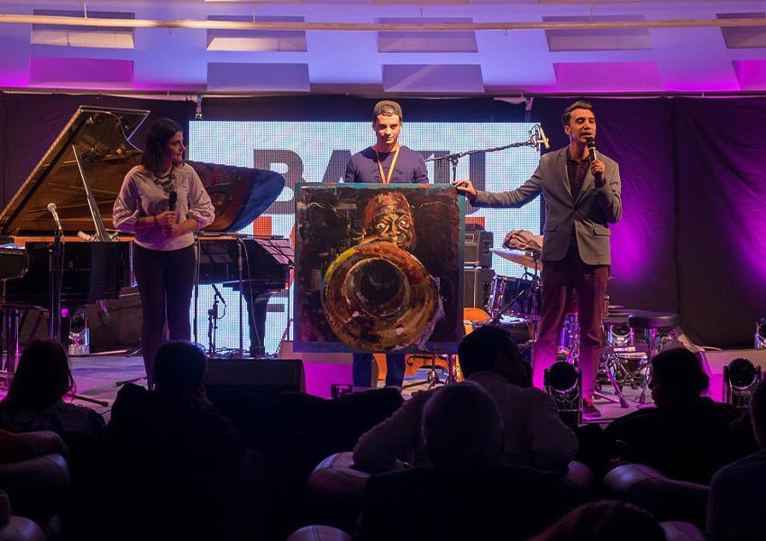 Джазовый фестиваль в Баку