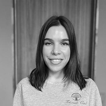 Ольга Мартыненко, стилист Центра здоровья и красоты «Белый Сад» в отеле «Метрополь»
