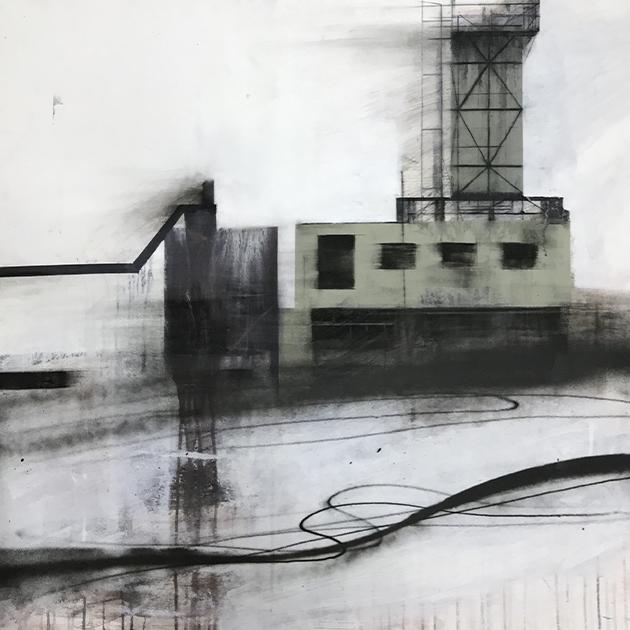 «Серый завод». Александра Кокачева