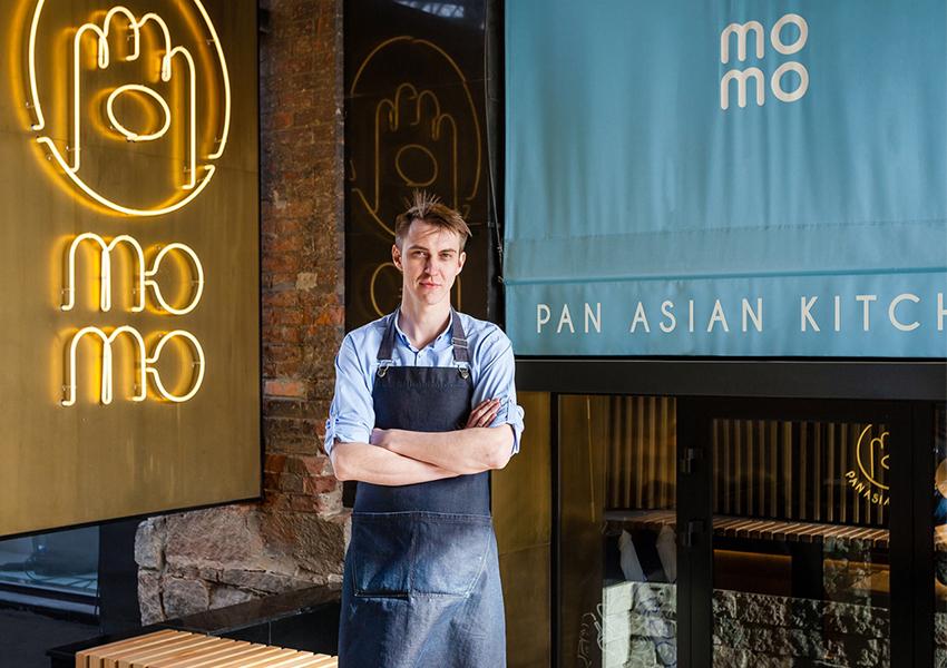 Роман Калинин, шеф-повар года, победитель в номинации «За вклад в развитие гастрономической культуры региона» (ресторан Momo)