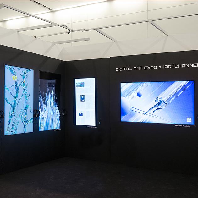 Стенд Samsung Electronics
