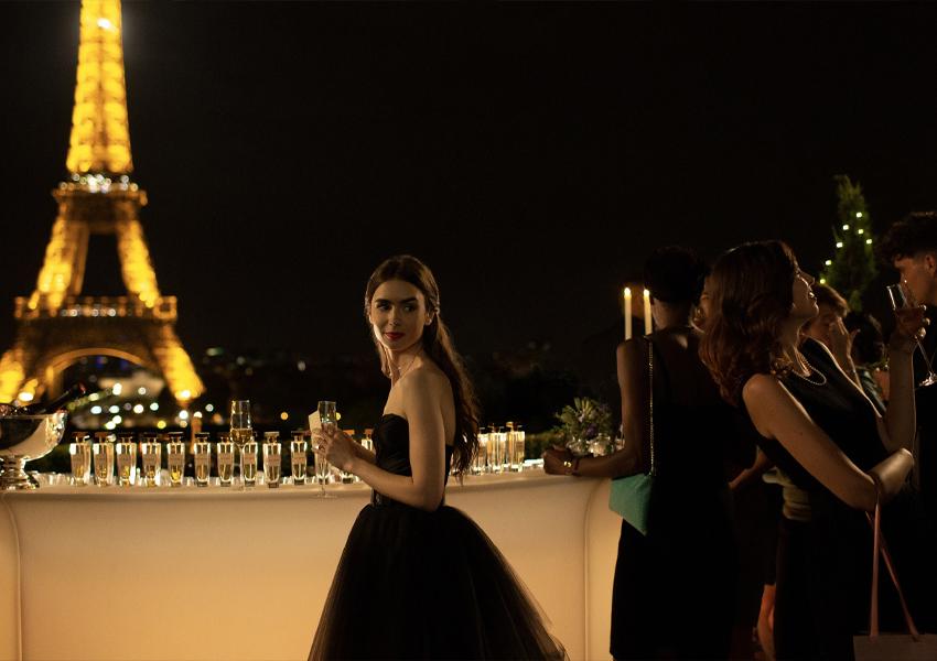 «Эмили в Париже»