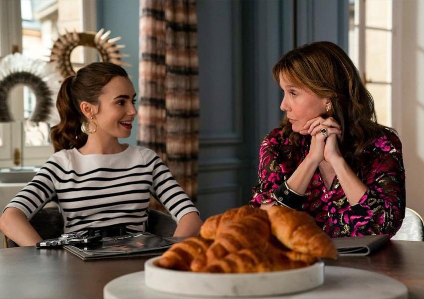 PostaСериалы: первые кадры второго сезона «Эмили в Париже»