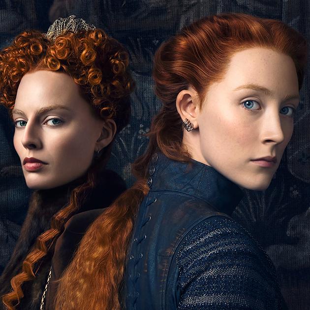 «Две королевы». Марго Робби и Сирша Ронан