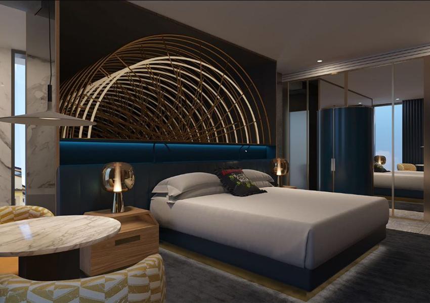 W Hotels (Флоренция, Италия)