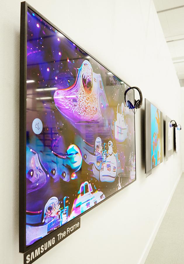 CADAF. «Меж двух миров: цифровое искусство и NFT»