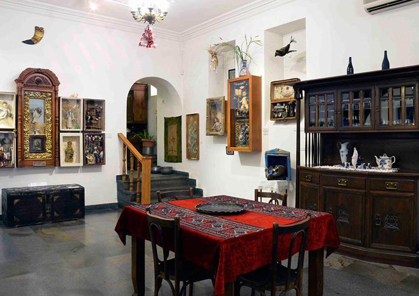 Дом-музей Сергея Параджанова