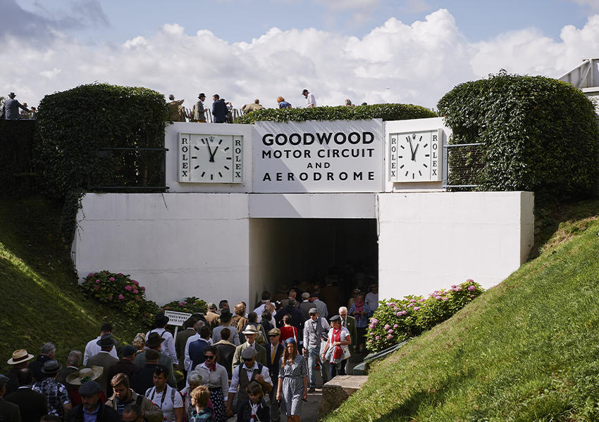 Фестиваль Goodwood Revival