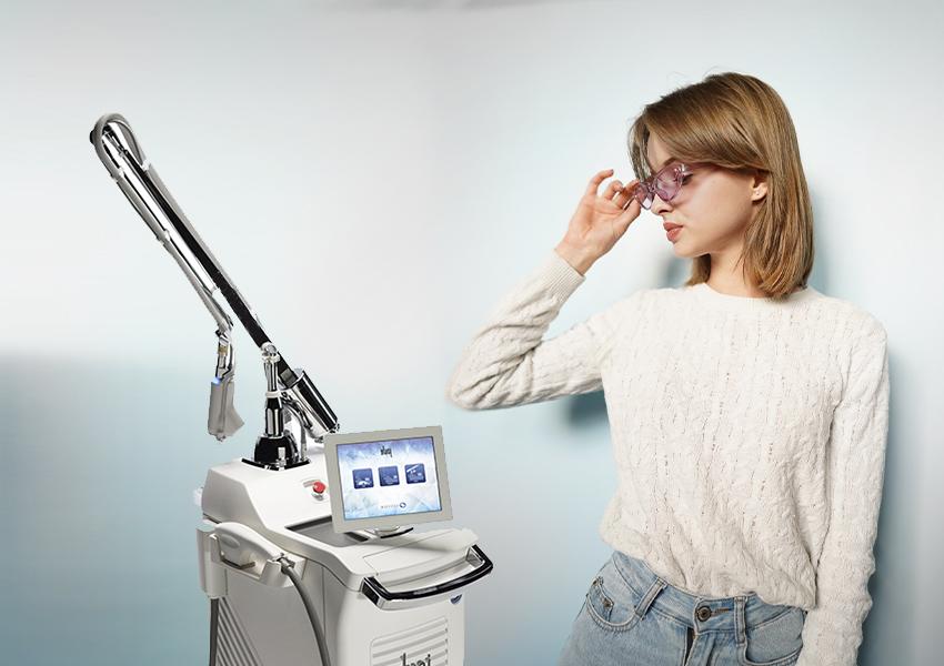 Лазерный пилинг Micro Laser Peel