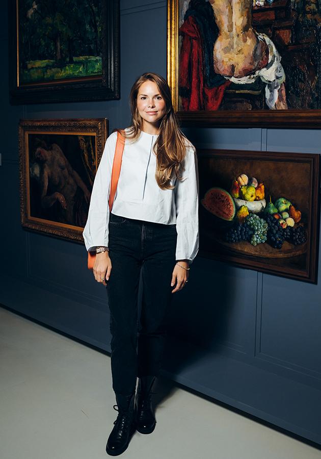 Екатерина Ланцман