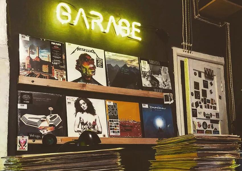 Garage Vinyl Store