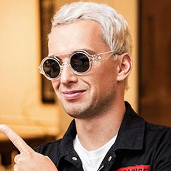 Макс Гошко-Даньков — современный художник, работающий в стилистике декоративной живописи