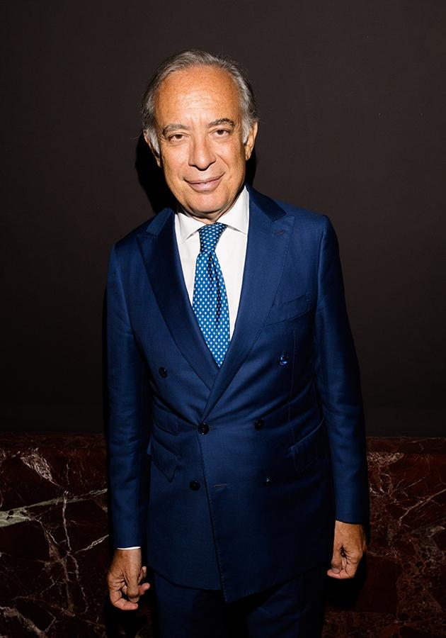 Паскуале Терраччано, Чрезвычайный и Полномочный Посол Итальянской Республики в Российской Федерации