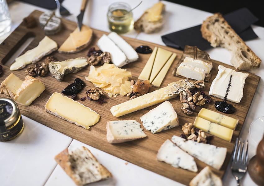 Рестораны Evok Group примут участие в Парижской неделе сыра и вина