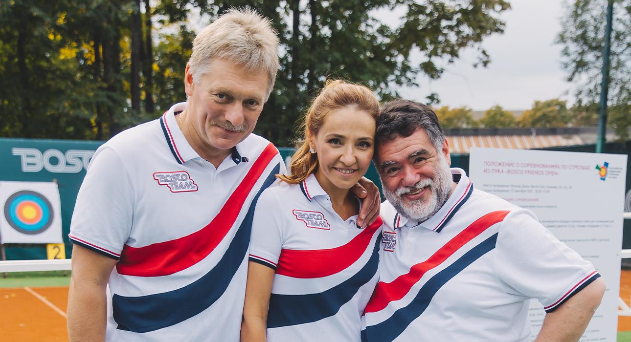 Третий благотворительный теннисный турнир Bosco Friends Open