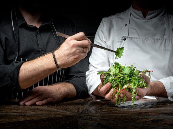 PostaGourmet: фестиваль Chef's Collaboration Fest вресторане «Баран-Рапан» вСочи