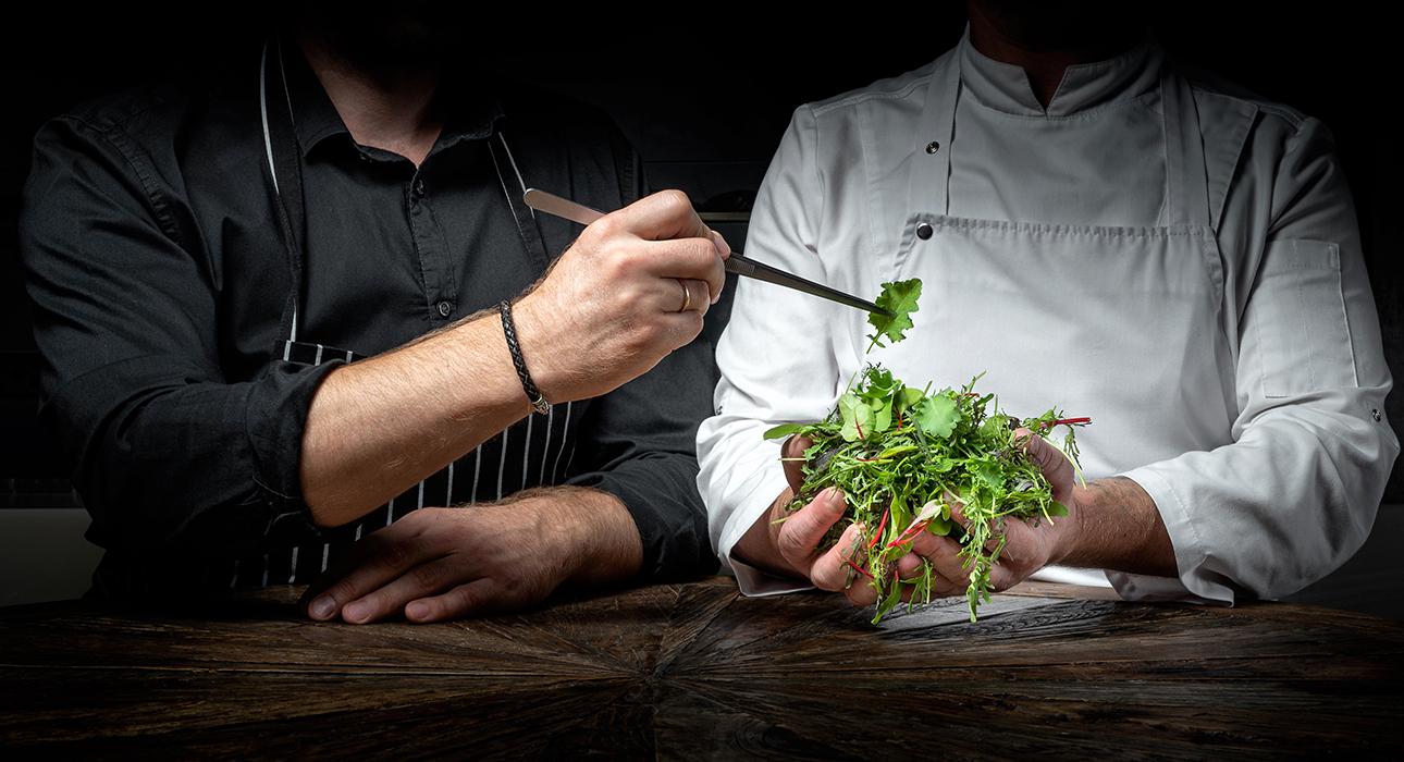PostaGourmet: фестиваль Chef's Collaboration Fest в ресторане «Баран-Рапан» в Сочи