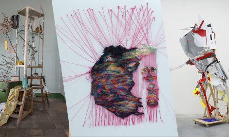 Meta Rite, Анастасия Колесниченко, Настя Короткова идругие художники— оярмарке Cosmoscow 2021 ибудущем современного искусства