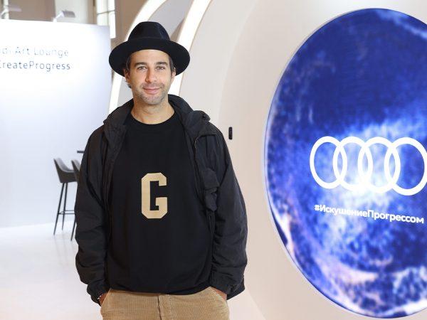 Гости открытия 9-й Международной ярмарки современного искусства Cosmoscow