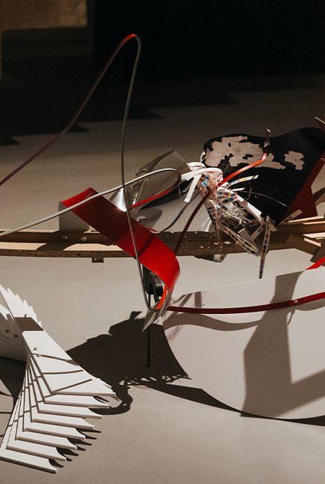 Cosmoscow 2021: 9-я Международная ярмарка современного искусства— c18по20сентября вЦентральном Манеже