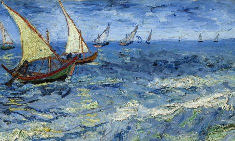#PostaКультура: вFondation Louis Vuitton вПариже открылась выставка коллекции Морозовых
