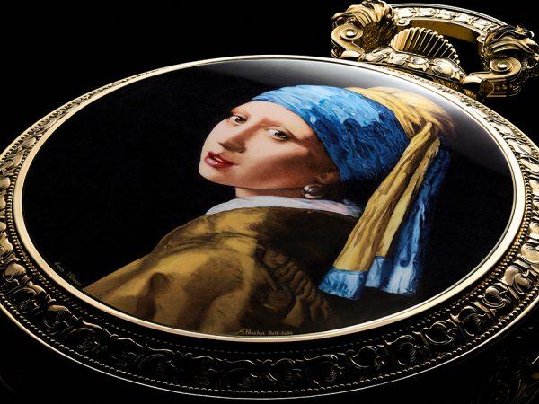 «Посвящение Яну Вермееру»: уникальный шедевр часовой мануфактуры Vacheron Constantin, наразработку которого ушло 8лет