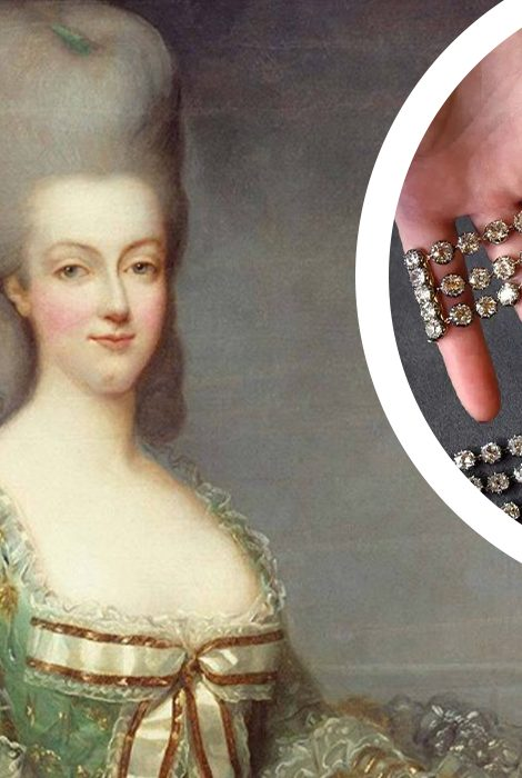 Бриллианты Марии-Антуанетты продадут саукциона вЖеневе 9ноября