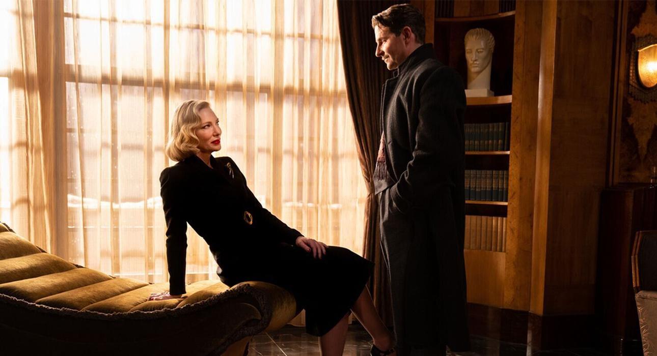 «Аллея кошмаров»: первые кадры нового фильма Гильермо дель Торо с Брэдли Купером и Кейт Бланшетт