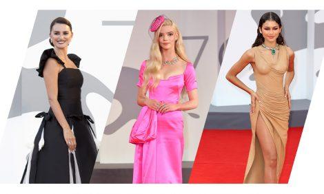 Red Carpet: самые обсуждаемые образы звезд наВенецианском кинофестивале