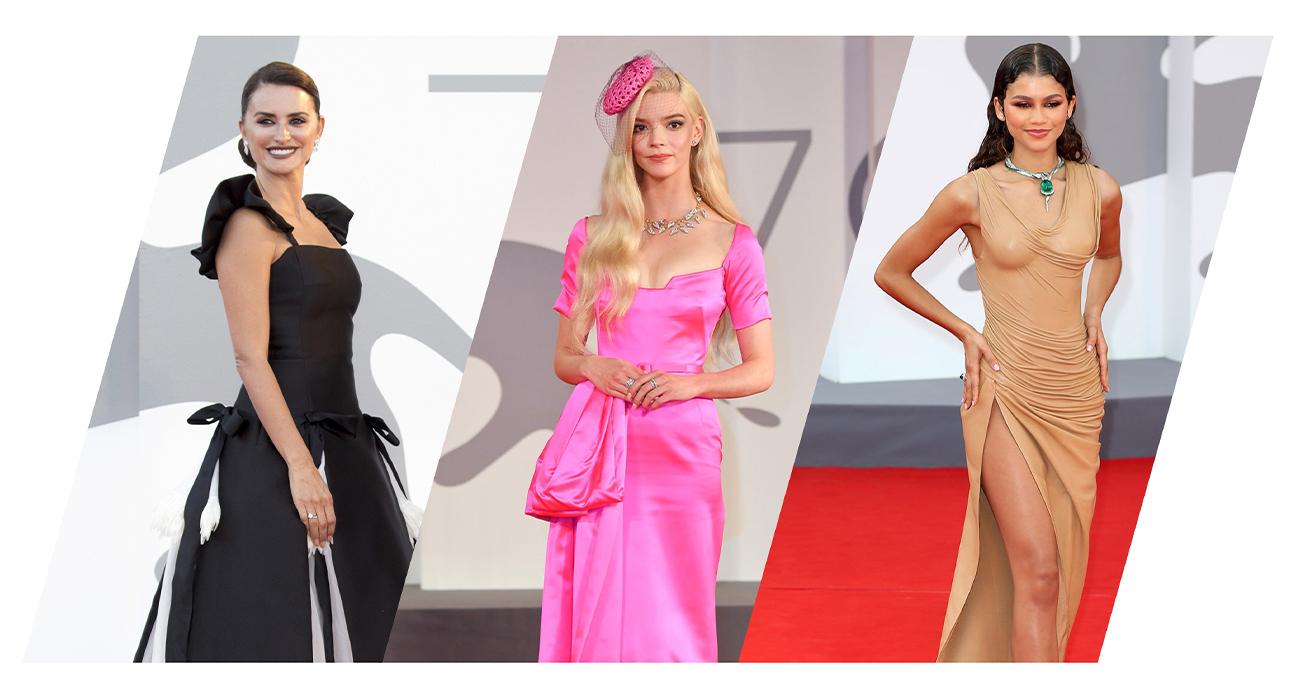 Red Carpet: лучшие образы звезд на Венецианском кинофестивале