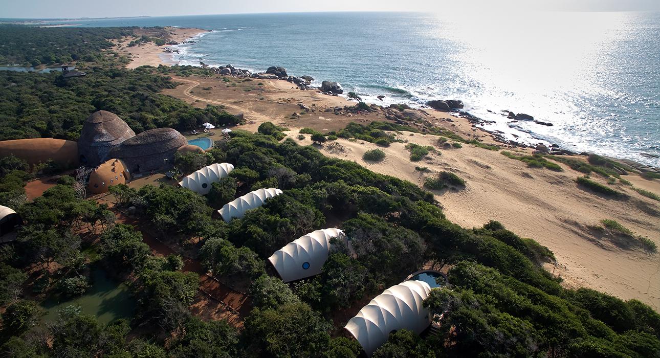 Куда нас пускают: Шри-Ланка — ужин с леопардом, бьюти-ритуалы по-цейлонски и пятизвездочный глэмпинг Wild Coast Tented Lodge