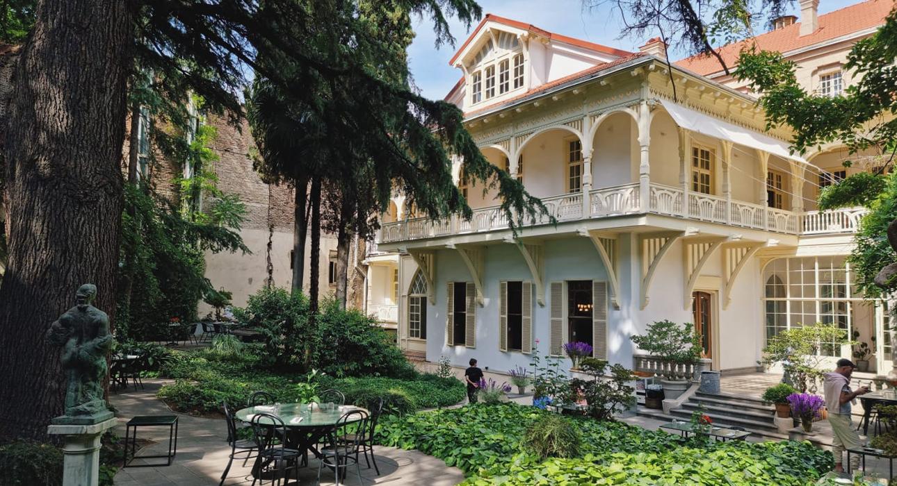 Хороший вкус с Екатериной Пугачевой: лучшие рестораны Тбилиси
