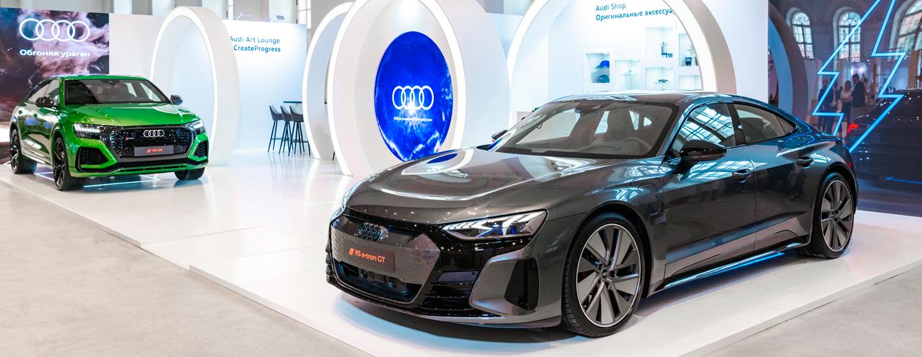 #PostaКультура: почему наярмарке современного искусства Cosmoscow презентуют... автомобили?