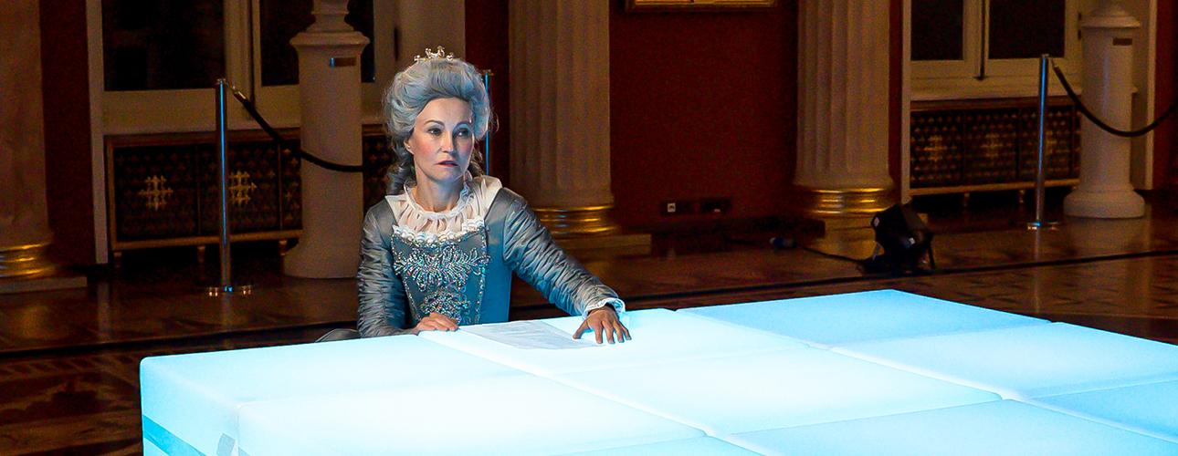 «Театрократия. Екатерина IIиопера»: что будет навыставке-фестивале в«Царицыно»