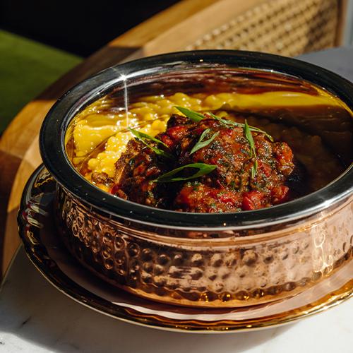 PostaGourmet<br> MINA&nbsp;&mdash; новый ресторан Арама Мнацаканова: там, где Италия встречается с&nbsp;Ливаном