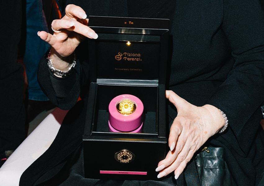 Бьюти-событие: премьера аромата Kristina от итальянского бренда нишевой парфюмерии Tiziana Terenzi