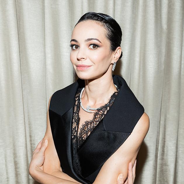 Фотоувеличение: Диана Вишнева на премьере спектакля Pasionaria