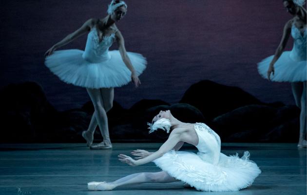 «Лебединое озеро» в постановке Мариуса Петипа и Льва Иванова, Мариинский театр