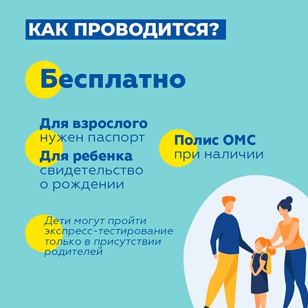 Город: в Москве в торговых центрах и МФЦ можно будет сделать бесплатный экспресс-тест на коронавирус