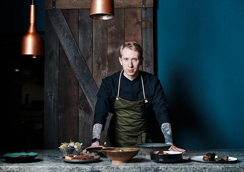 Роман Киселев (0.75 Please Wine & Kitchen), Шеф-повар года