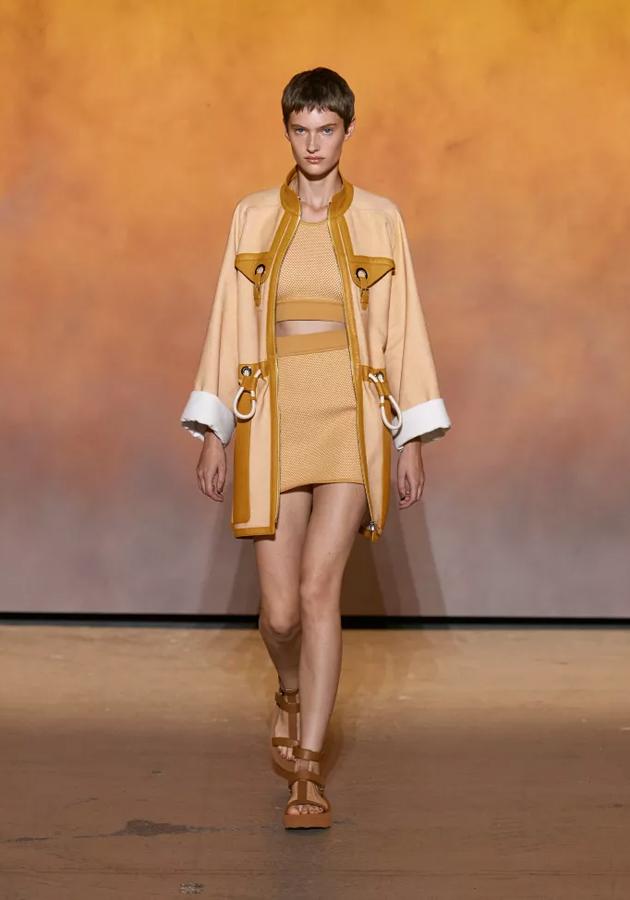Style Notes: показ новой коллекции Надеж Ване-Цыбульски для Hermès